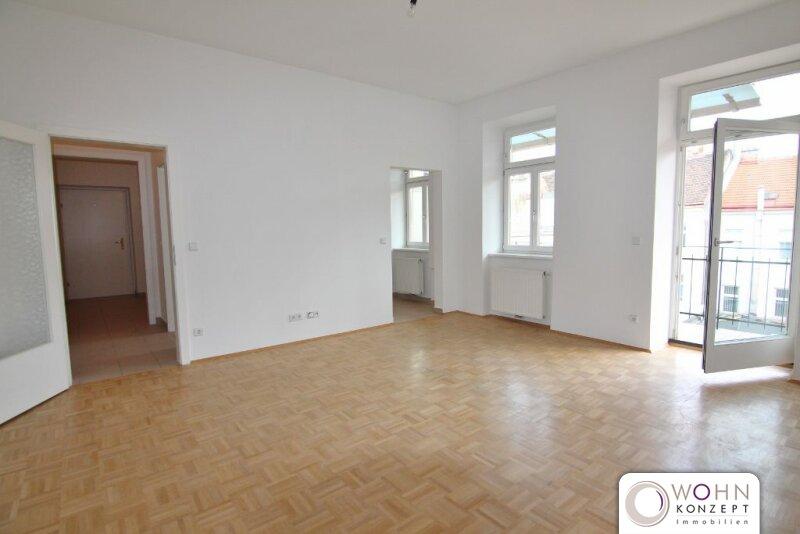 Hofseitige, helle und ruhige 4 Zimmer Wohnung mit Loggia - WG-GEEIGNET -  in 1160 Wien