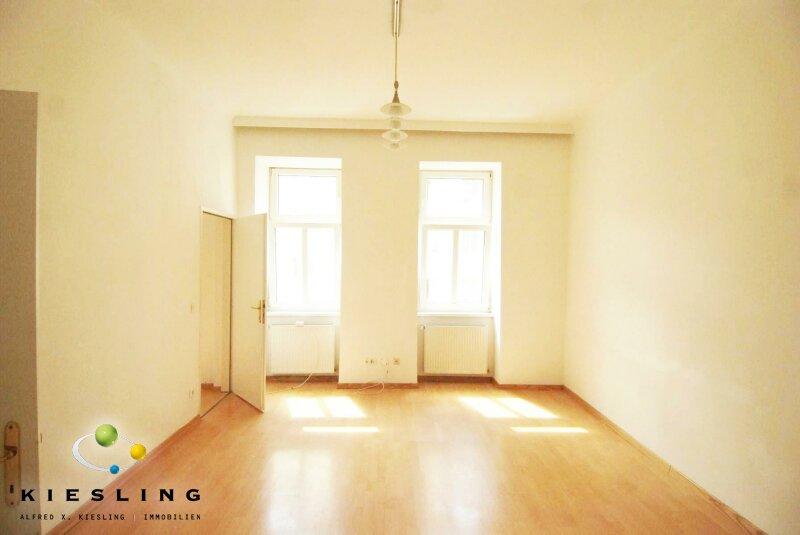 Schöne 1,5 Zimmer-Wohnung mit Top Anbindung