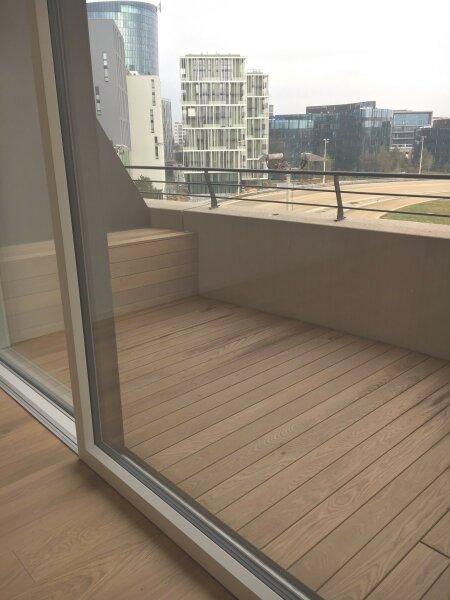 Neubau Erstbezug, Luxus 2 Zimmer Terassenwohnung am grünen Prater /  / 1020Wien / Bild 3