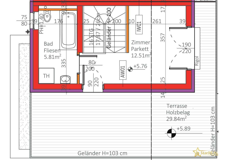 HAUS 3 Dachgeschoss