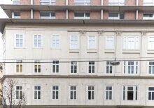 Wohnung mit Loggia in zentraler Lage mit guter Verkehrsanbindung, Nähe U1