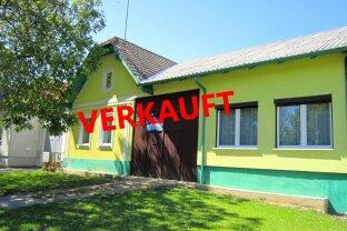 """sonniger, ruhiger Streckhof in Lutzmannsburg mit großem Garten und eigenem Trinkbrunnen """"VERKAUFT"""""""