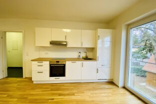 ++ TOP LOCATION ++ Charming,  light flooded 2-room apartment in St.Peter