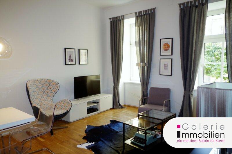 Zauberhaftes 2-Zimmer-Apartment - Grünblick und absolut ruhig Objekt_28572