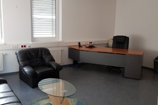 MIETE ODER KAUF Möbliertes, neuwertiges Betriebsobjekt mit Büro und Lagertrakt