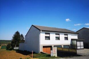Wohnhaus mit Garten in Großpetersdorf