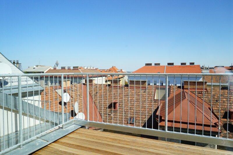 Dachterrassenerstbezug in optimaler Lage