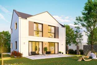 Leopoldau - Moderne Einzelhäuser im provisionsfreien Erstbezug