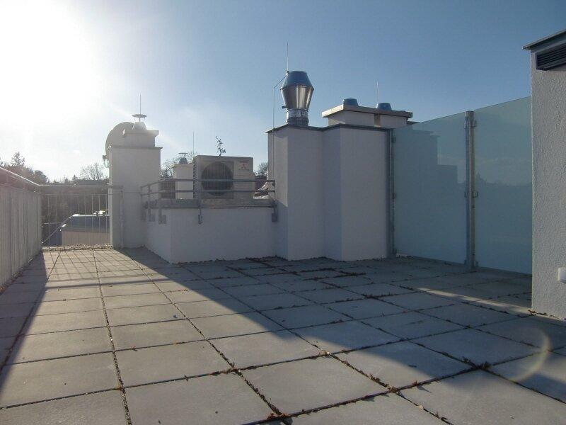 Dachterrasse. Faszinierend das dritte Zimmer im Freien /  / 1230Wien / Bild 10