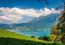 Luxuswohnung am Attersee