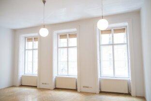 163 m2 große Büro / Praxis / Kanzlei im Stilaltbau! Unbefristete Miete!