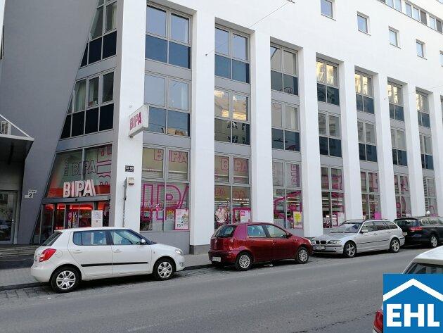 Geschäftsfläche im Wohnpark Erdberg zu vermieten!