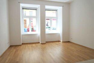 Toprenovierter 41m² Altbau mit Einbauküche u. Hofterrasse - 1060 Wien