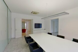Großes Büro in Althietzinger Villa