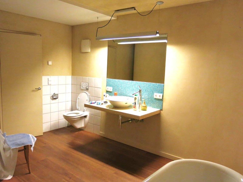 Wohnung Kössen, Bad und WC