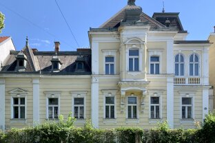 Zinshaus mit genehmigtem Dachausbau