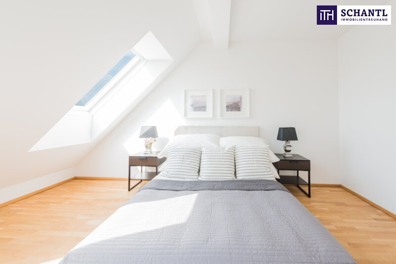 PERFEKT! Ihre neue provisionsfreie Dachgeschoss-Wohnung mit Südterrassen + cooler Raumaufteilung + Tiefgarage! /  / 1100Wien / Bild 4