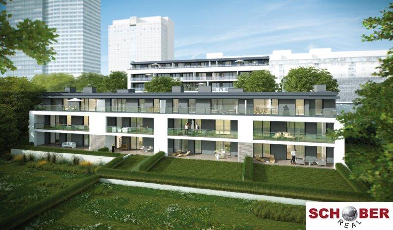 * Mietresidenz Alte Donau - 3 Erstbezugswohnungen *