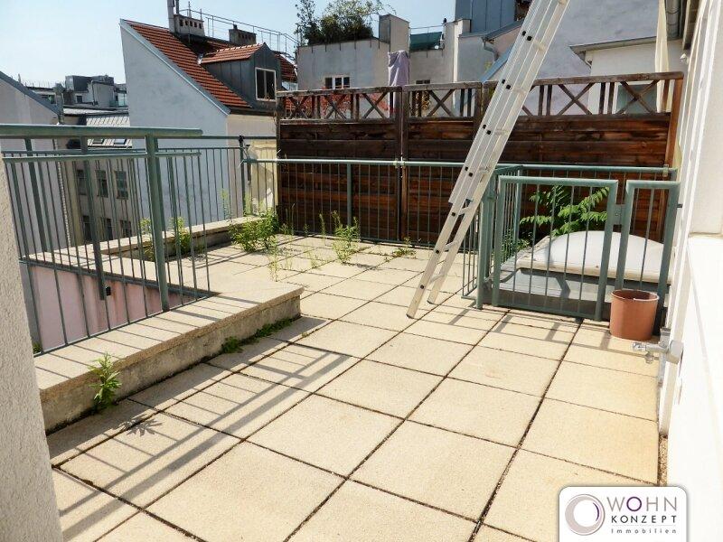 Ruhige 115m² Dachmaisonette + 34m² Terrassen - 1090 Wien