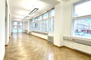Extravagantes Büro Nähe Kärntner Straße