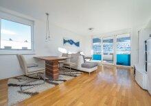Moderne 3-Zimmerwohnung in Ruhelage von Aldrans