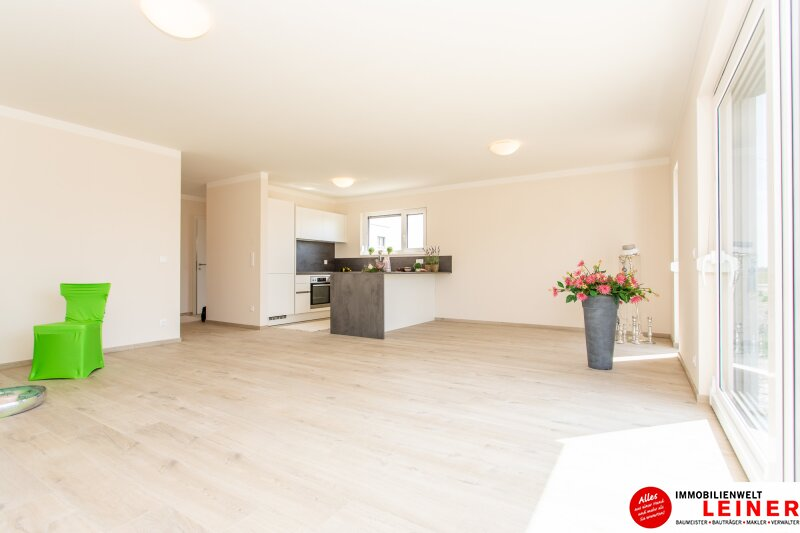 Die beste Möglichkeit Ihren Haustraum zu verwirklichen! Familienhäuser in Margarethen am Moos auf Baurecht/Wohnungseigentum Objekt_10623 Bild_488