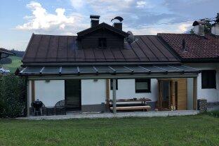 Breitenbach am Inn -  Kleine Doppelhaushälfte am Waldesrand