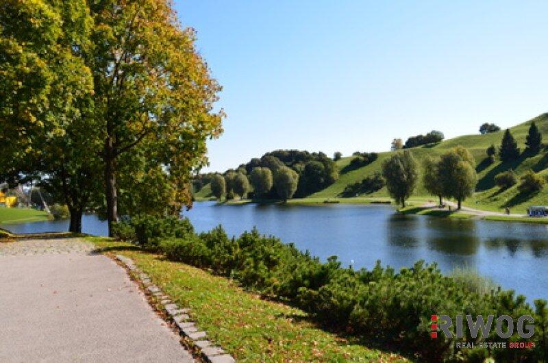 TOP- SKYLINE an der Alten Donau- Top 21 - Stadtwohnung wie gewünscht