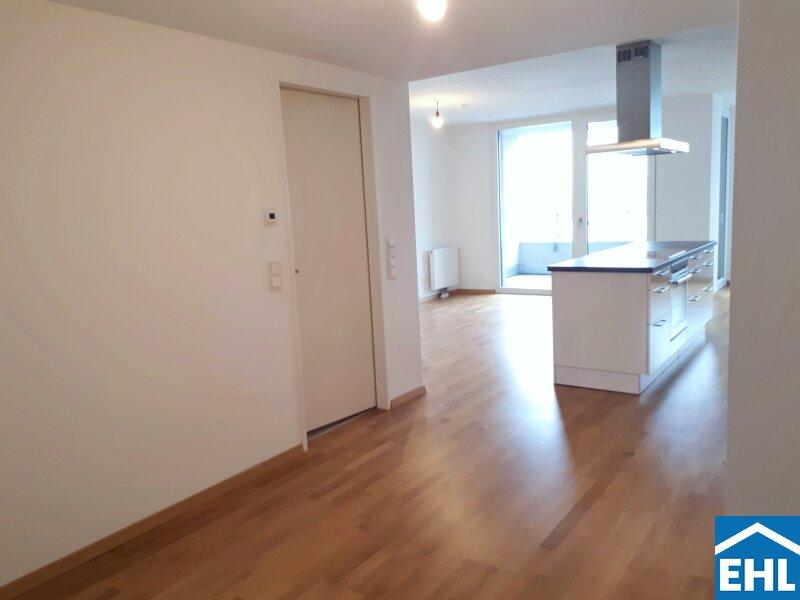 EUROGATE: Wunderschöne 3 Zimmerwohnung mit Loggia in zentraler Lage /  / 1030Wien / Bild 7