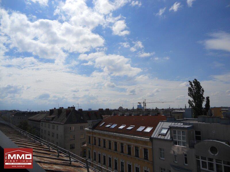 *^* Wunderschöne helle Dachgeschossmaisonette inklusive Weitblick und ruhiger Terrasse, nach eigenen Wünschen und Ideen fertigstellen *^* /  / 1140Wien / Bild 4