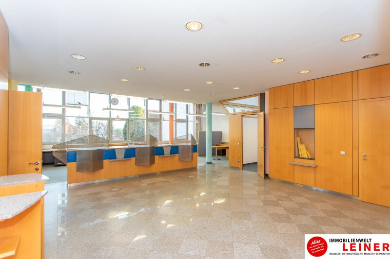 Wien Umgebung/Ebergassing - Ihr eigenes Bürogebäude in der Nähe von Wien Objekt_14530