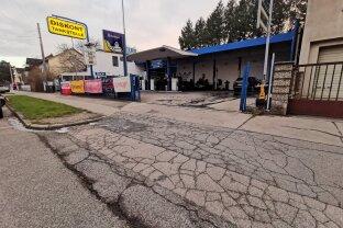 DB-IMMOBILIEN-KRISENSICHERES BUSINESS ZUM ÜBERNEHMEN ! Tankstelle mit kleiner Werkstatt!