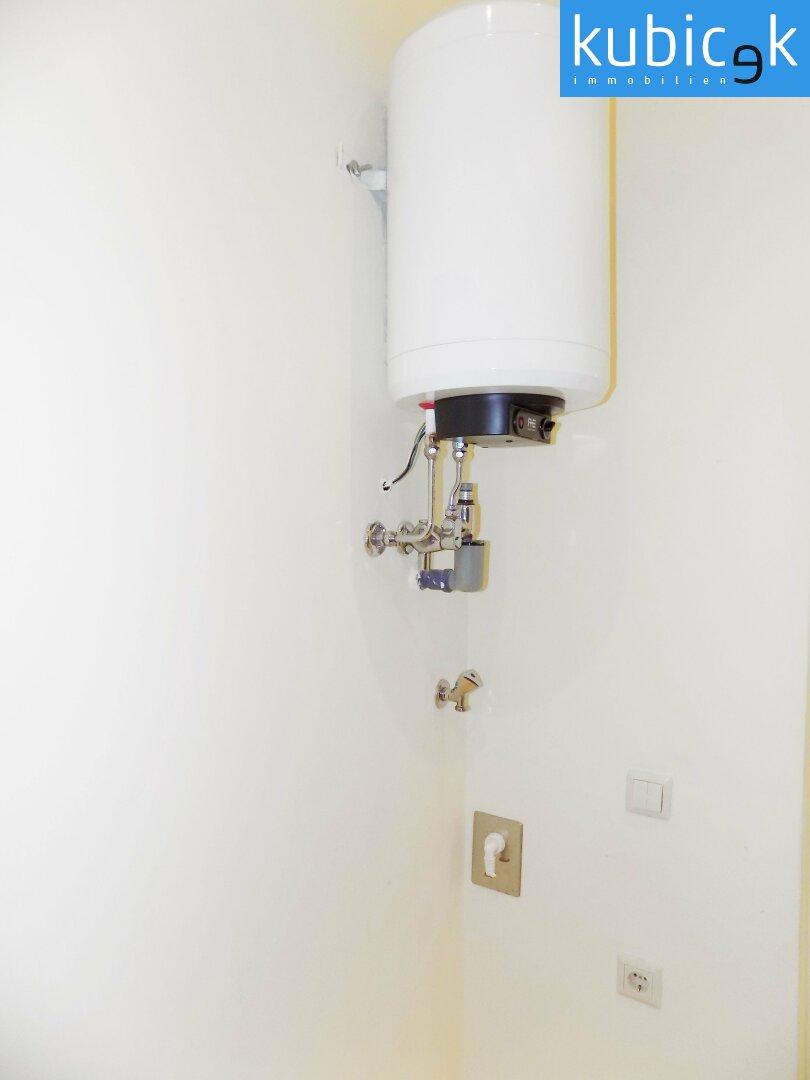 Elektrospeicher für Warmwasser