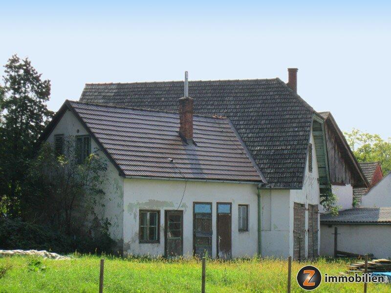 Nähe Güssing: Schönes Baugrundstück mit Altbestand