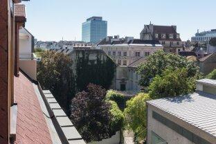 ++Wiener INNENSTADTWOHNUNG mit ca. 100m², 4 Zimmer, Terrasse! ABSOLUTE RARITÄTS RUHELAGE!++