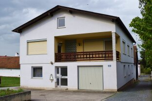 Großzügiges Wohnhaus in Unterwart