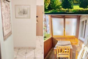 3 Zimmer-Wohnung mit niedrigen Betriebskosten in TOP-Zustand!
