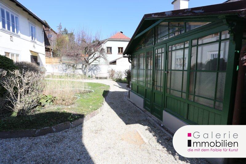 Herzige 2-Zimmer-Altbauwohnung mit Veranda und Grünblick Objekt_34581