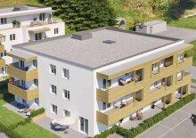 Neubau: 3-Zimmerwohnung in Sonnenlage von Terfens - Top A12