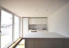 Modern Wohnen mit Terrasse