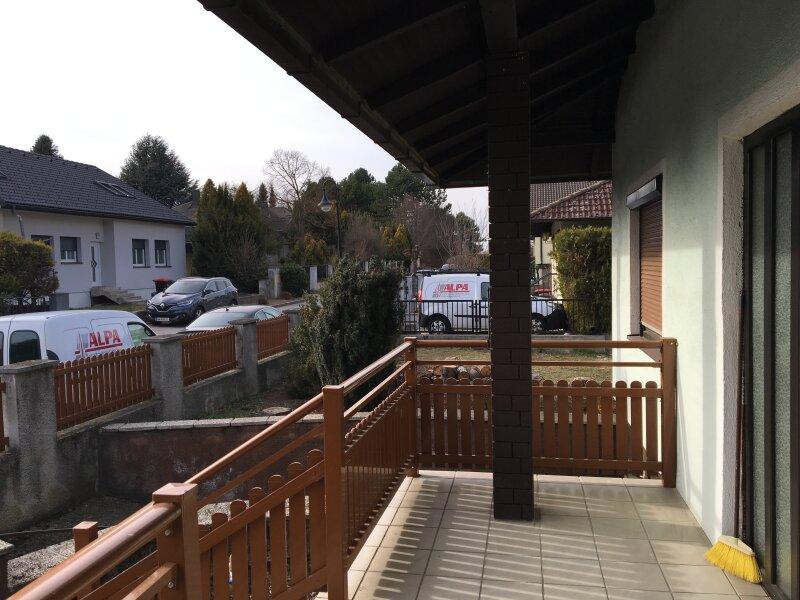 *GROSSES EINFAMILIEN-HAUS IN GRÜN-RUHELAGE - 1.300 m² GRUND! /  / 7021Gemeinde Draßburg / Bild 7