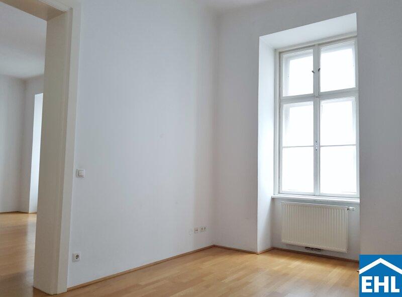 Schöne 3 Zimmer-Altbauwohnung Nähe Wiedner Hauptstraße /  / 1050Wien / Bild 2