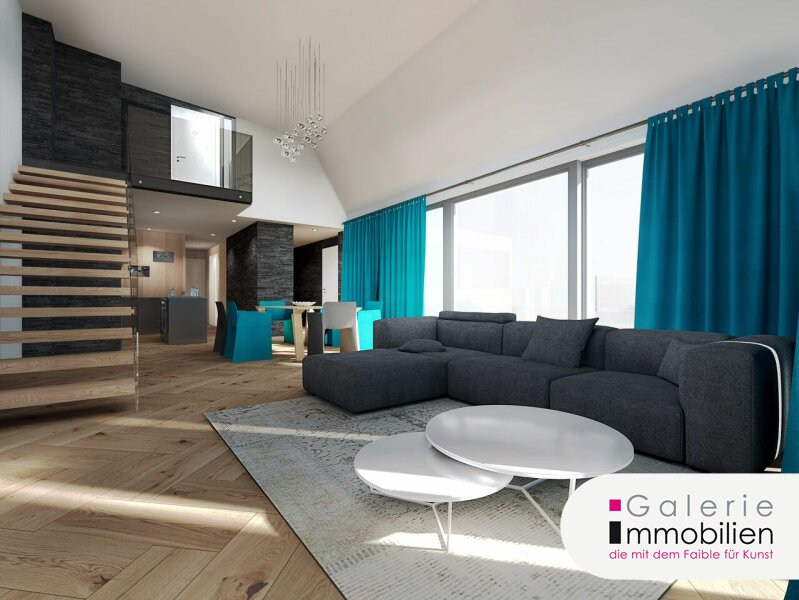 Erstklassige DG-Wohnung mit großer Terrasse in revitalisiertem Biedermeierhaus Objekt_24894