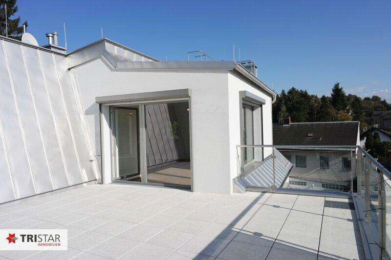 :::FRÜHLINGSAKTION - 1 PARKPLATZ GESCHENKT!!! Stylisches DG auf einer Ebene mit 2 Terrassen::: /  / 3400Klosterneuburg/ Maria Gugging / Bild 5