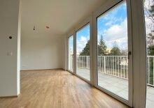 ERSTBEZUG | 1 Zimmer Wohnung | Loggia | Garagenstellplatz | Villenviertel von Bad Vöslau