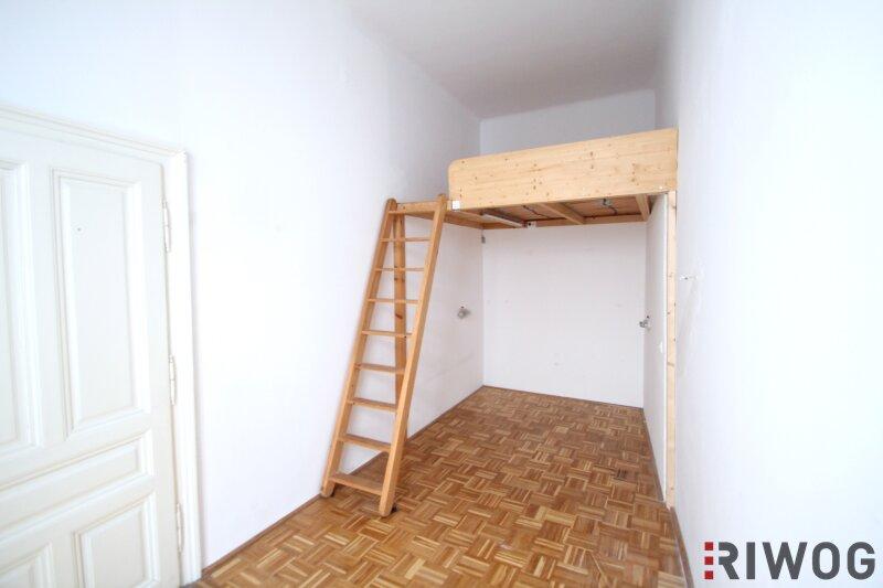 ***Charmante Altbauwohnung---Saniertes Haus---Schlafzimmer mit Innenhoflage*** /  / 1050Wien / Bild 6