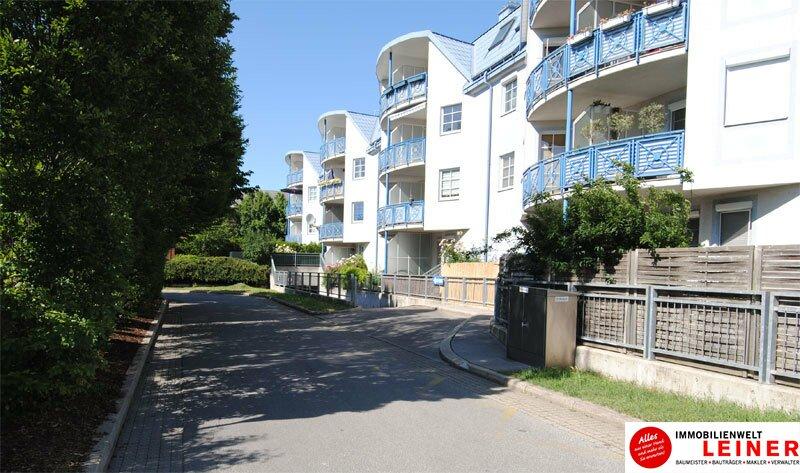 Schwechat: Top gepflegte 3 Zimmer Eigentumswohnung mit sonniger, ruhiger Loggia! Objekt_8939 Bild_889
