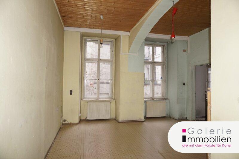 Sanierungsbedürftige Mietwohnung - Naschmarkt Objekt_29451