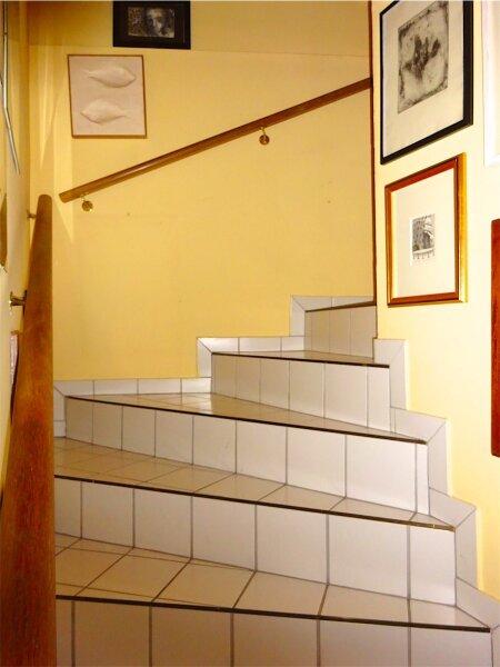 Terrassenhit im Zentrum Wiens: Dachgeschoß-Maisonette (Aufstockung 1997), 125 m2 Wohnfläche + 20 m2 Terrasse, 4 getrennt begehbare Zimmer, Linie 1 + 62 + WLB-Laurenzgasse! /  / 1050Wien / Bild 9