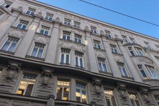 Nähe ROCHUSMARKT | modernes Büro in schönem Altbau |